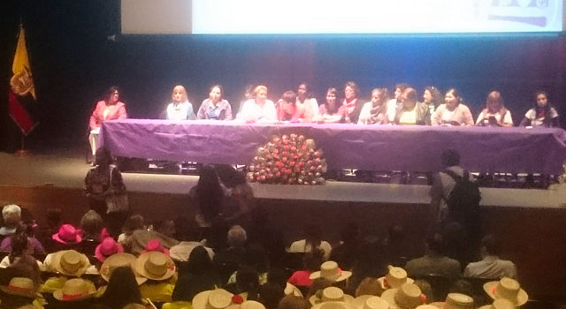 Así se vivió el II Encuentro de Mujeres de América Latina y el Caribe en Quito, Ecuador 2018