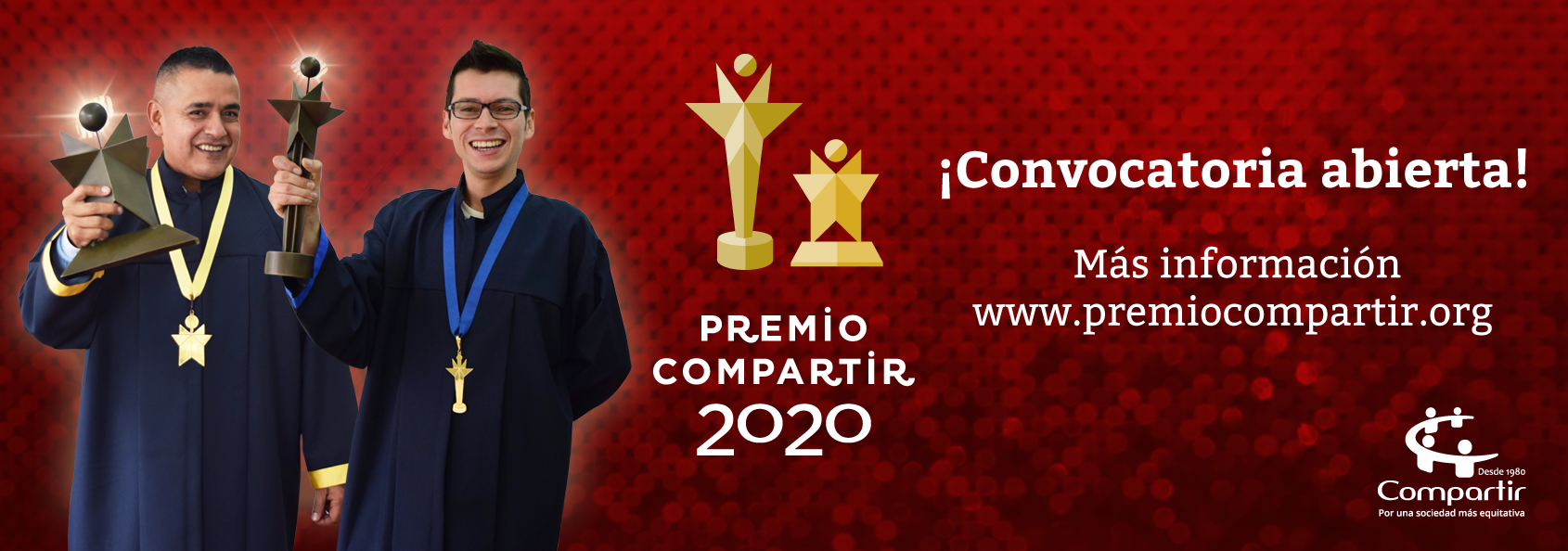 Convocatoria Premio Compartir 2020