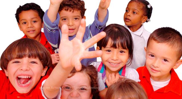 Celebramos la vida de los niños y los jóvenes, futuro promisorio de nuestro país