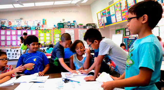 Cinco ideas para mejorar la escuela