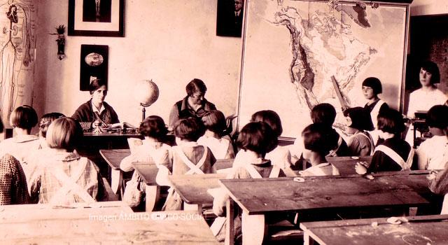 Ciudad, educación y escuela en la historia