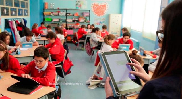 Competencia comunicativa y TIC en la clase de lengua castellana