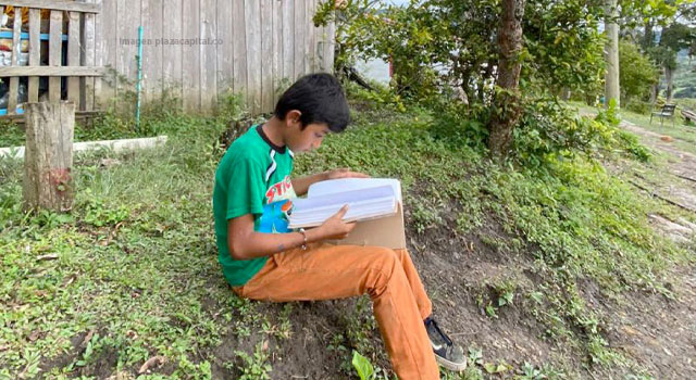 Educación personalizada para jóvenes rurales en tiempos de pandemia