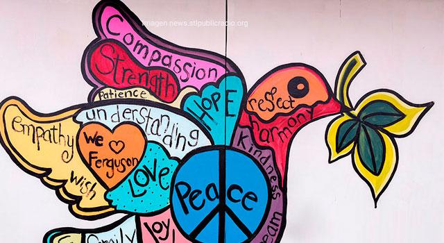 El arte, un medio para la paz