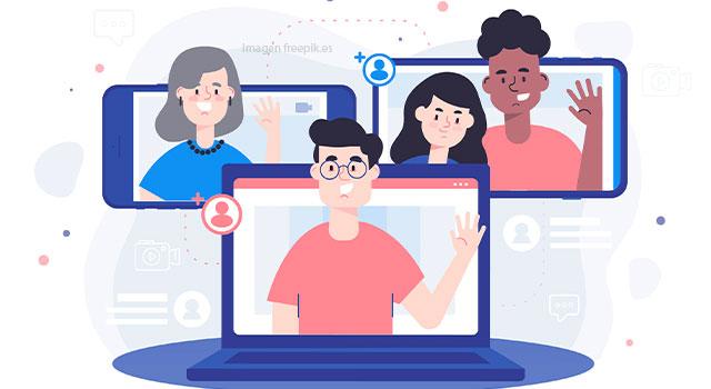 El espacio más allá: conectar entornos de aprendizaje en tiempos de confinamiento