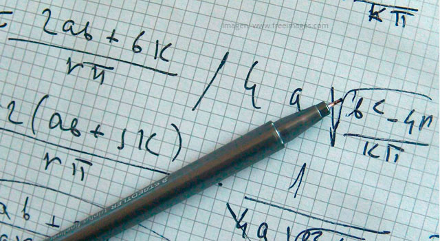 Ensayo: el misterio de las matemáticas