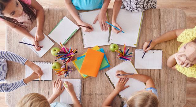 Escritura creativa: ¿De dónde venimos?
