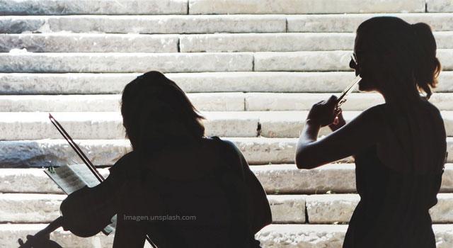Estudiantes abren Semillero de Violines en la I.E. Julio Pérez Ferrero, en Cúcuta