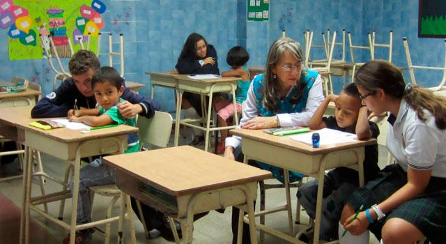 Experiencia significativa educación para todos