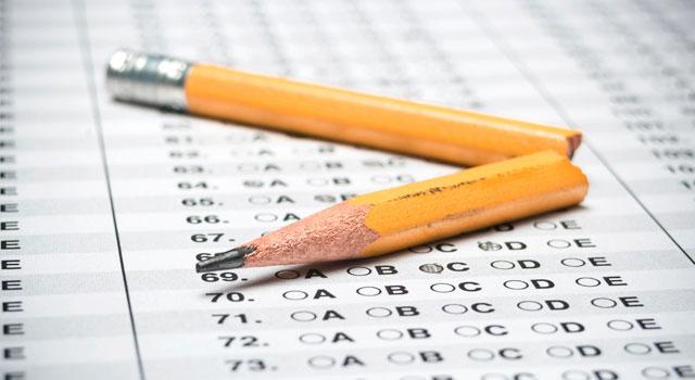 Resultado de imagen de examenes estandarizados