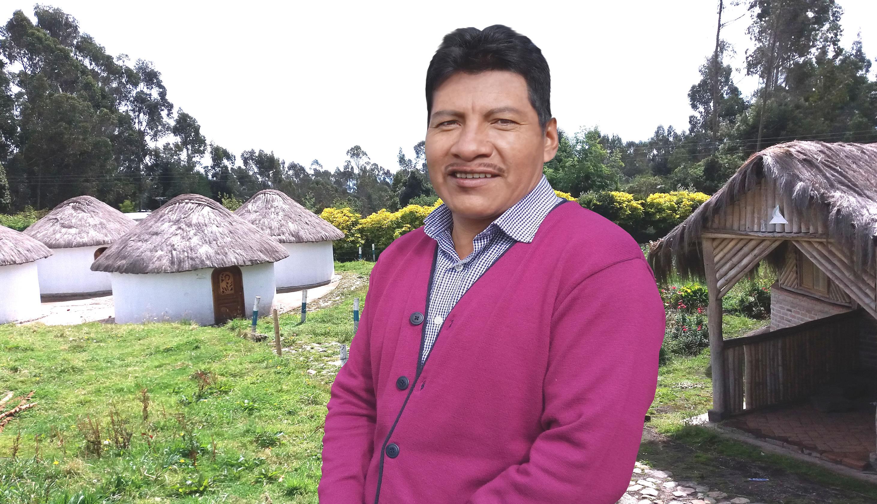 Rector Luis Iván Caipe Quenan