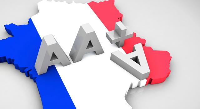 Francia y sus extrañas calificaciones