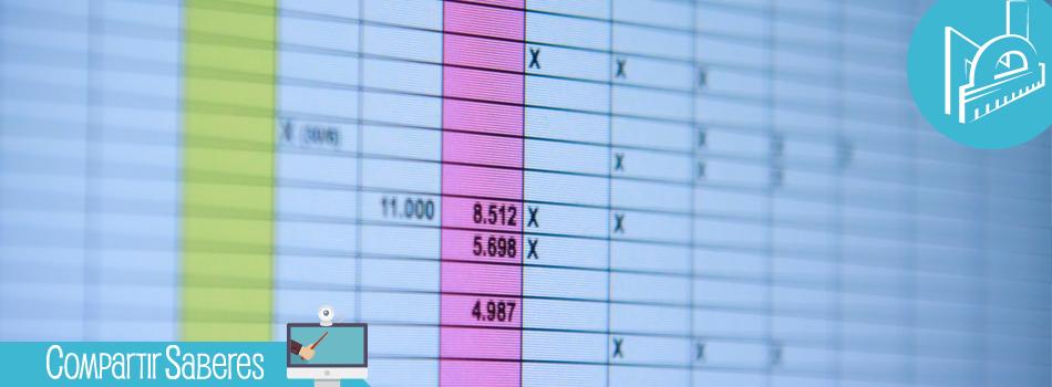 Hojas de cálculo y medidas de tendencia central | Compartir Palabra ...