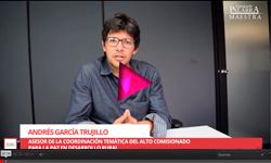 Andrés García Trujillo - Educación en los diálogos de Paz