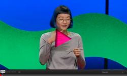 Christine Sun Kim - La encantadora música del lenguaje de señas