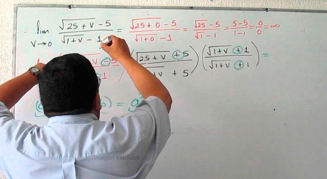 La clase de cálculo siempre fue especial: no era una carga, nos alegraba verla