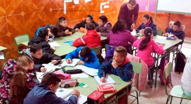 La experiencia dentro del aula se construye desde una retroalimentación mutua