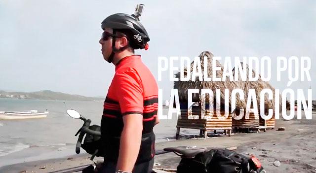 Lecciones iniciales de la bicicleta