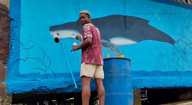 Los sueños entre olas que nacen en los clubes de surf del Chocó
