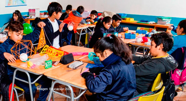 Maestros: háganles ver a sus estudiantes que lo que se aprende en la escuela puede aplicarse en la vida real