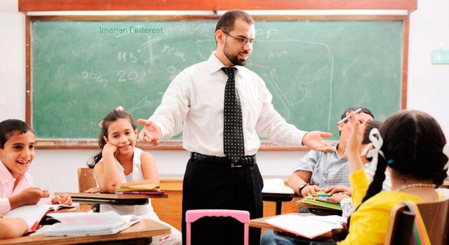 """Me gustan los profesores que lo """"meten en la película"""""""