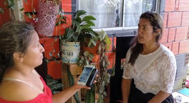 Mujeres rurales de San Vicente del Caguán se forman en comunicación