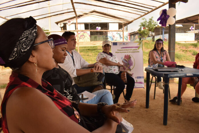 Proyecto MIA, un camino de paz liderado por mujeres rurales