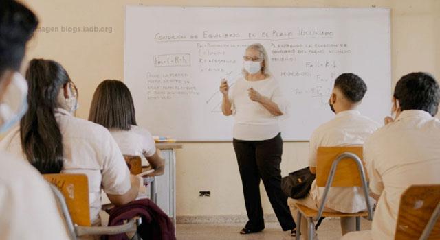 'Pensando fuera de la caja' para potenciar los resultados en educación