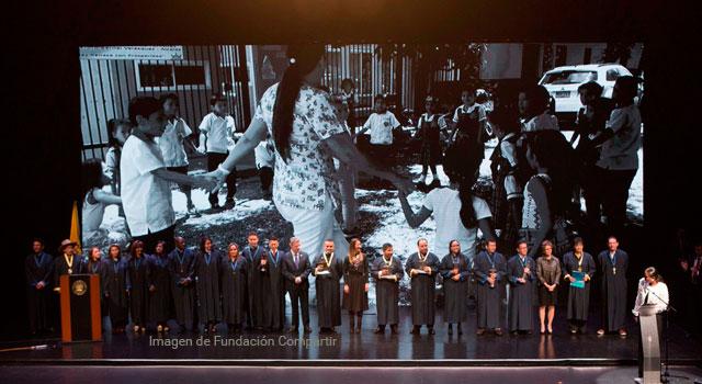 Premio Compartir: la importancia del reconocimiento