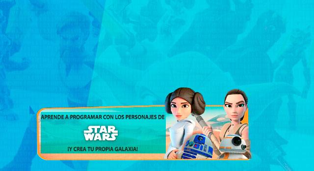 Programando, inspirados en Star Wars