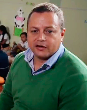 John Sandoval Rincón