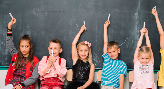 """Querer un aula """"normal"""" y obtener una inclusiva"""