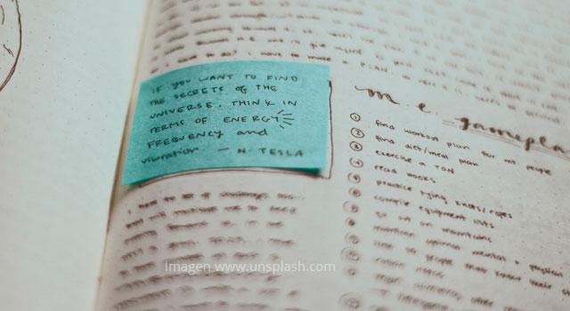 Solo quien escribe, realmente lee
