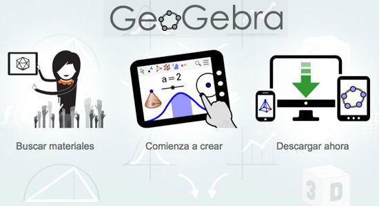 Aprendizaje de las matemáticas de forma dinámica con GeoGebra ...