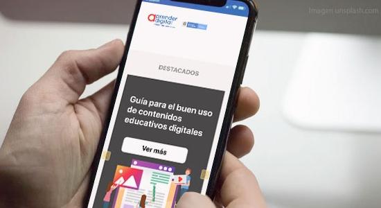 ¡Atención! 'Colombia Aprende' será gratuita para dispositivos móviles