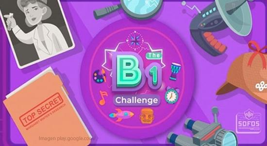 'BThe1Challenge', una iniciativa para el aprendizaje de inglés en la cuarentena
