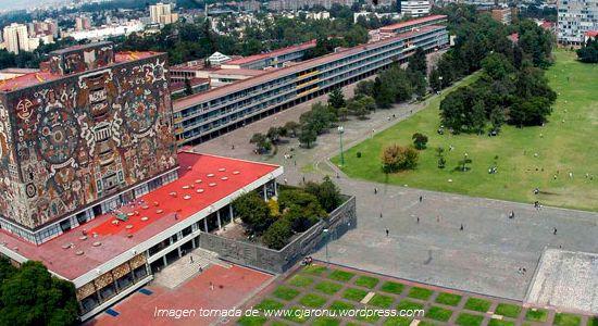Panorámica de Universidad Autónoma de México