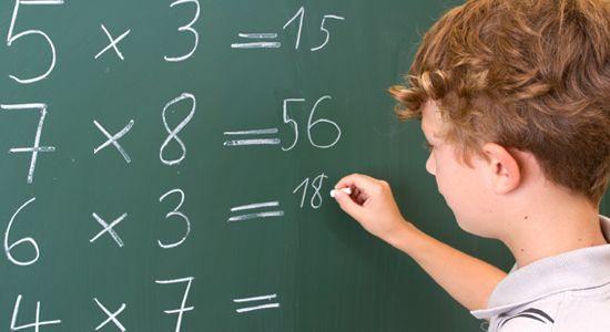 ¿Te cuesta aprender las tablas de multiplicar?