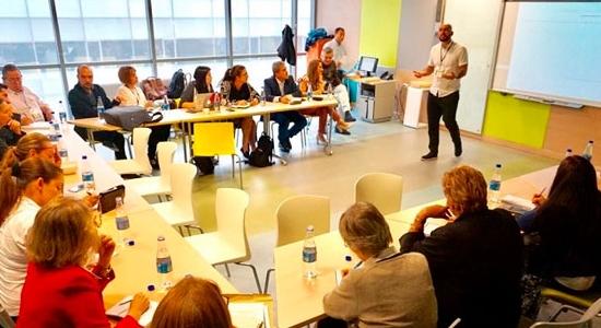 Comienza el taller regional de innovación en la formación docente ...