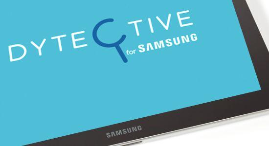 Dytective for Samsung, la app gratuita para detectar la dislexia en estudiantes
