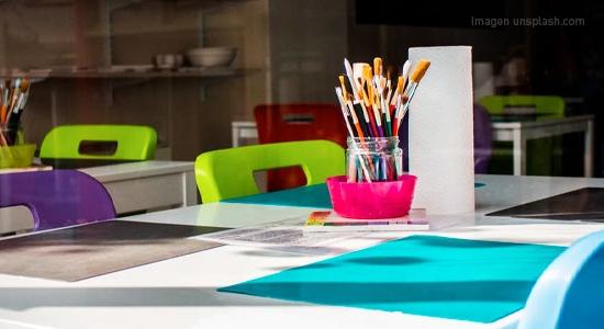 El tercer profesor: espacios que guían el aprendizaje