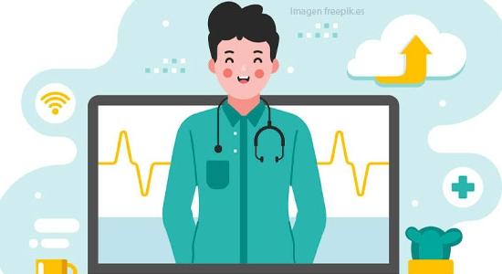 Estudiantes y docentes podrán tomar clases de Ciencias de la Salud con casos clínicos reales desde casa y gratis