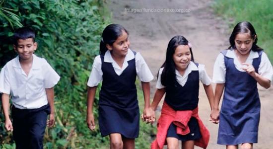 'Ideas para tejer territorios', un diagnóstico de la educación en 408 municipios del país