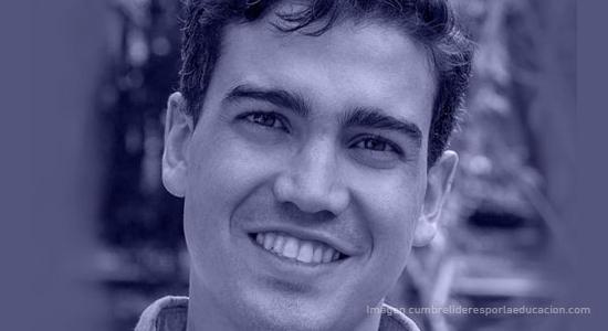 Joven colombiano es elegido como uno los líderes de la educación mundial