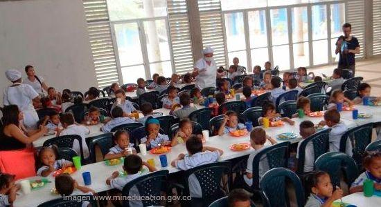 Alimentaci n escolar compartir palabra maestra for Comedores escolares bogota