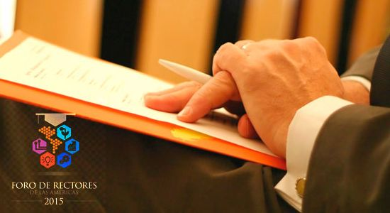 Panamá será sede del primer Foro de rectores