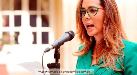 Gina Parody, Ministra de Educación