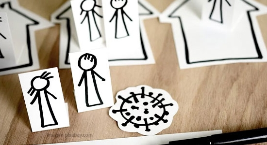 Reflexión para vivir el aislamiento social
