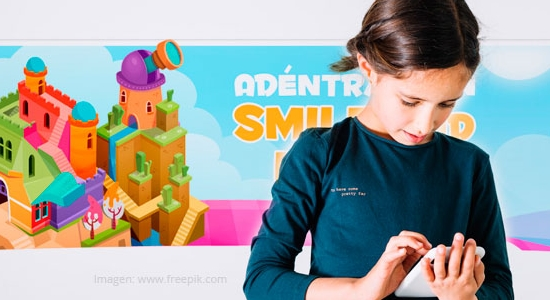 Smile And Learn Plataforma Educativa Con Cuentos Y Juegos
