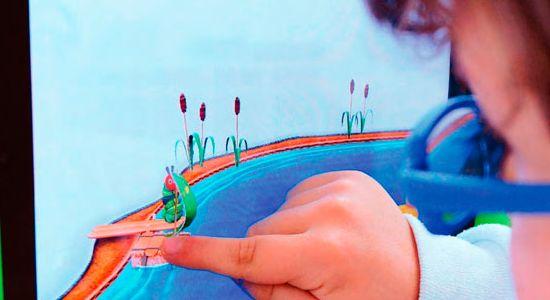Tecnologia Y Creatividad En Ninos De Preescolar Compartir Palabra